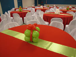 home decor packages company christmas party table decorations photograph chris balloon