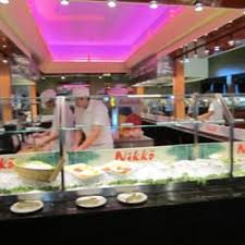 Minado Sushi Buffet by Nikko Sushi And Seafood Buffet Closed 19 Reviews Sushi Bars
