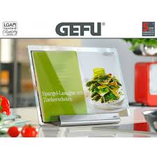 lutrin cuisine le lutrin de cuisine gefu libro est un porte livre muni d un grand