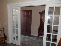 Interior Door Transom by Replacing Interior Sliding Doors Video And Photos