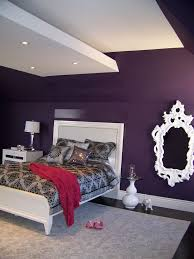 Best White Paint For Dark Rooms Best 25 Dark Purple Bedrooms Ideas On Pinterest Deep Purple