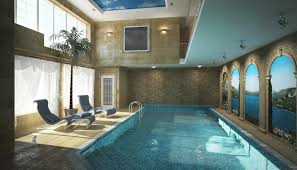 swimming pool interesting indoor swimming pool design inside