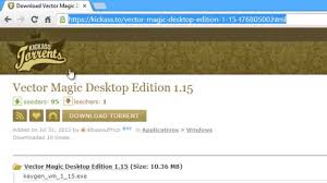 tutorial vector magic desktop edition tutorial 1 how to download vector magic for free youtube