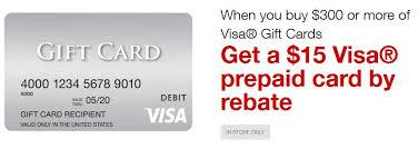 get a prepaid card staples deal alert get a 15 prepaid visa card when you purchase