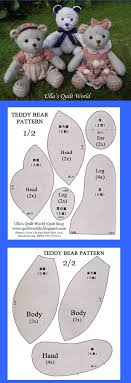 remembrance teddy bears the 25 best teddy patterns ideas on teddy