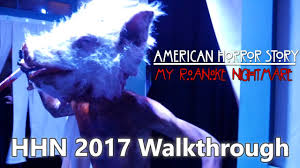halloween horror nights memes american horror story roanoke maze walkthrough at halloween
