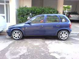 opel corsa 1 4 1995 review specifications and photos u2013 bugatti