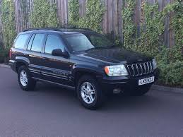 51 plate jeep grand cherokee 4 0 ltd auto black low mileage 2 keys