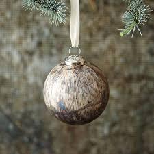 aged metallic globe ornament globe ornament and decor