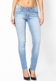 light blue skinny jeans womens women jeans buy ripped slim fit stretchable jeans online jabong