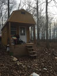 our tiny cabin project february 2016