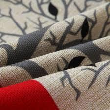aliexpress com buy abstract trees pattern geometric cushion
