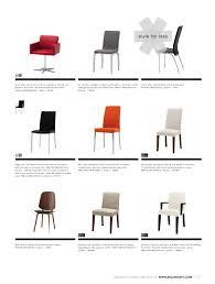 Nico Swivel Chair Boconcept Catalogue 2012 Urban Danish Design Since 1952 By