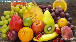 fruit definition types benefits u0026 examples video u0026 lesson