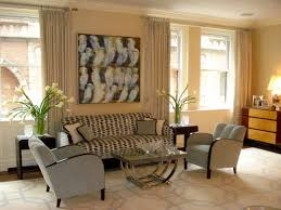 antiques from different periods mixed with a modern custom rug and