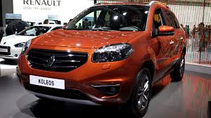 renault koleos 2015 renault u0027s new koleos to come to india by the end of the year