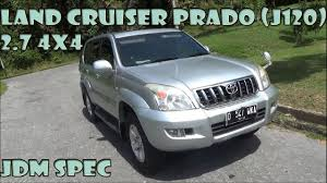 toyota land rover 1990 review toyota land cruiser prado 2 7 4x4 tahun 2005 jdm spec