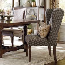 upholstered dining chairs with arms parsons chairs dining chairs