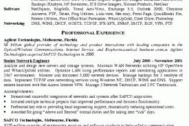 Sample Network Engineer Resume by Sample Resume Computer Hardware Networking Engineer Network