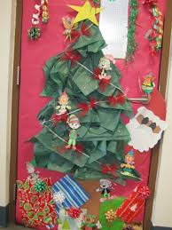 holiday door decorating contest itasca district 10