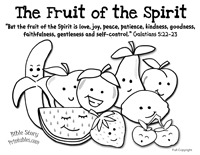 fruit of the spirit printables u0026 crafts