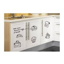 Kitchen Cabinet Doors Uk Decorative Kitchen Cabinets Stickers Kitchen Wall Art Graphics