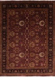 Wool Indian Rugs Agra Rug Buy Agra Hand Knotted Area Rugs Online Free Delivery