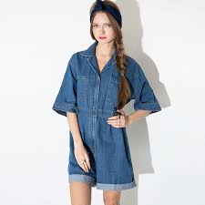 jean rompers and jumpsuits bf blue jean rompers plus size casual rompers womens jumpsuit