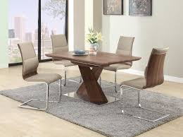 chintaly bethany 5 piece dining set dining table 4 side chairs