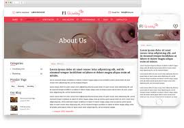 wedding planner website wedding planner website theme library website themes optuno