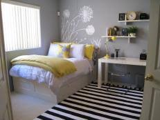Small Bedroom Color Schemes Pictures Options  Ideas HGTV - Colors for small bedrooms