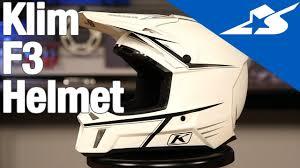 661 motocross helmet klim f3 helmet motorcycle superstore youtube