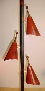 Vintage Retro Floor Lamp Floor Ceiling Pole Lamp Foter