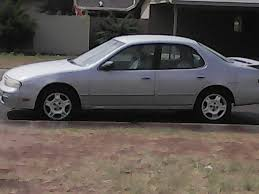 Nissan Altima 1997 - for sale nissan altima