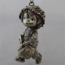 1980 hallmark sterling drummer boy ornament from