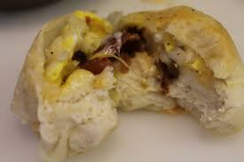 riches to rags by dori stuffed breakfast bubble biscuits