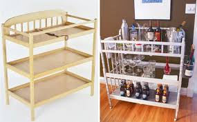 How To Make A Baby Changing Table Repurpose Baby Furniture In An Easy Way Design Diy Magazine