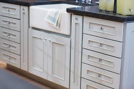 kitchen hardware ideas cabinet knobs spaces traditional with chrome