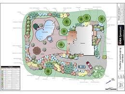 garden design layout plans interior design