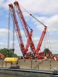 lifting of installation parts by wagenborg nedlift www trucks