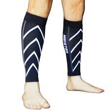 meister mma compression running leg sleeves black jpg