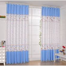 Wholesale Country Curtains Striped Rustic Wholesale Beige Red Noise Reducing Curtains