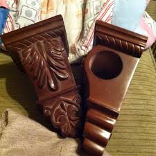 Wooden Corbels For Sale Find More Decorative Corbels For Hanging Curtain Drapery Rod For