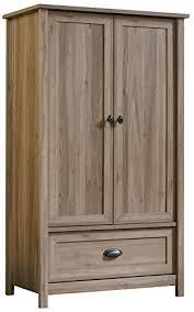 Sauder Kitchen Furniture Sauder 419458 Armoire Wardrobe Furniture County Line