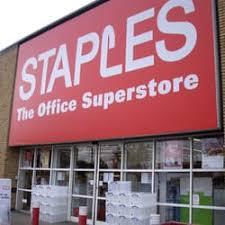 staples uk closed cards stationery 143 farnham road