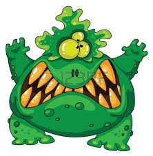 creepy clipart scary monster clipart clipart panda free clipart images