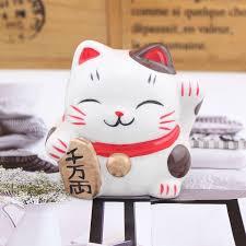 aliexpress buy ceramic lucky cat ornament piggy bank small