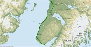 Kenai Alaska Map by Alaska 2008 Homer Ak To Kenai Ak