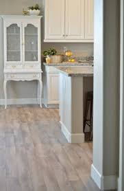 Laminate Flooring For Kitchen by Love The Grey And White Combination In This Kitchen From Melissa O