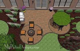 Paver Patio Designs With Fire Pit Top 20 Porch And Patio Designs To Improve Your Home U2014 24h Site